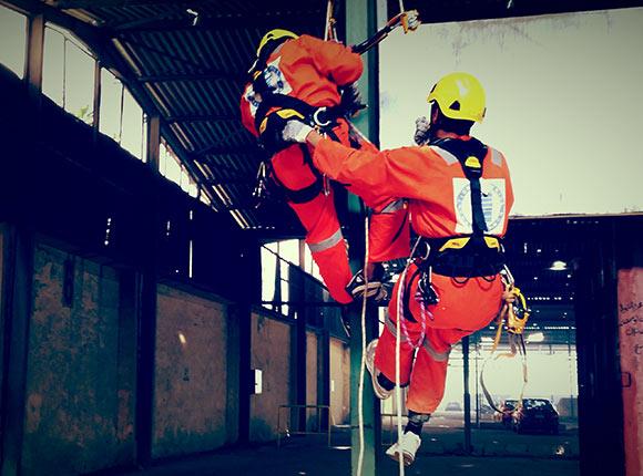 IRATA Training  August 2014