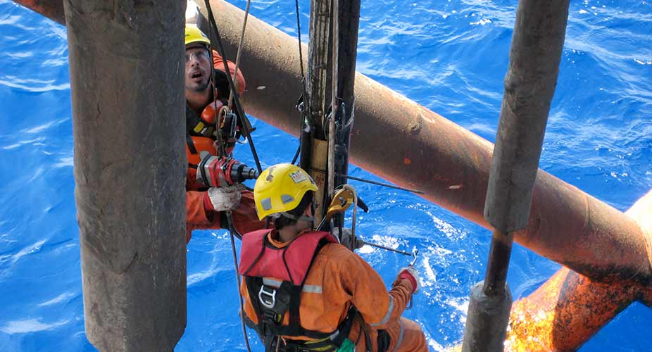 Above Water & Rope Access | INW